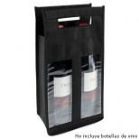 Bolsa para 2 Botellas de Vino