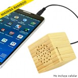 Parlante USB Bamboo