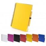 Libreta Tapas de Color