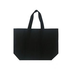Bolsa Algodón Negra 40x58