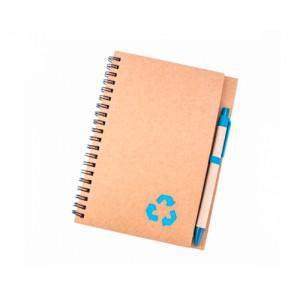 Libreta Simbolo Reciclado