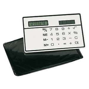 Calculadora Ultra Plana
