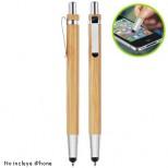 Bolígrafo de Bamboo con Touch-Screen