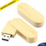 Pendrive Bamboo 4-8-16Gb