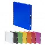 Cuaderno Tapas de Color