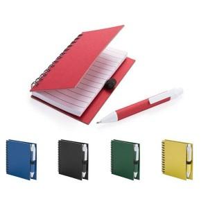 Libreta Pequeña Tapa Color